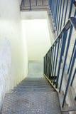 Staircase in an building Stock Photos