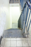 Staircase in an building Royalty Free Stock Image