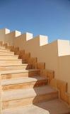 Staircase detail, Doha, Qatar Stock Image