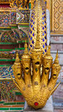 Staircase Detail at Grand Palace Stock Images