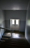Staircase and doors Royalty Free Stock Photography