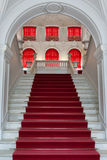 Staircase, the entrance to the palace Royalty Free Stock Photo