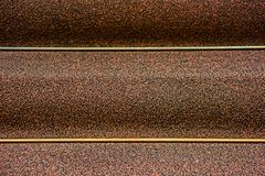 Staircase with expensive carpeting is close. Up stock images