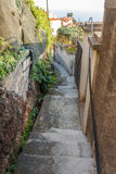 Staircase and footpath Royalty Free Stock Photo