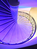 Staircase in the hotel Stock Photos
