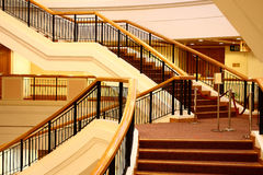Staircase House Royalty Free Stock Photo