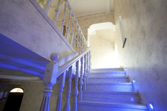 Staircase in  house Stock Photos