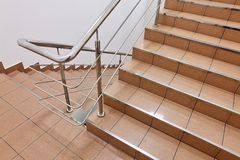 Staircase in the interior Stock Photos
