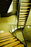 Staircase in an interior royalty free stock image