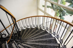 Staircase in the interior Stock Photography