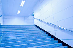 Staircase leading up Royalty Free Stock Image