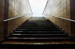 staircase Luz adiante imagem de stock royalty free
