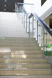 Staircase in the mall Royalty Free Stock Images