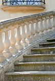 Staircase of a mansion Royalty Free Stock Photos