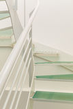 Staircase of a modern building Royalty Free Stock Images