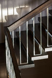 Staircase in modern interior Stock Photography