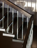 Staircase in modern interior Stock Image