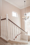 Staircase of a New House Royalty Free Stock Photo
