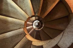 Staircase, Spiral, Architecture Royalty Free Stock Photo
