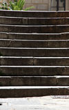 Staircase steps with shadow Royalty Free Stock Image