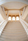 Staircase to the hall Stock Photography