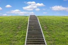 Free Staircase To Heaven Royalty Free Stock Photos - 33333148