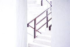 The staircase to the observation deck Royalty Free Stock Photography