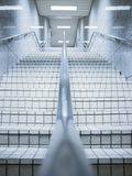 Staircase in underground passage Royalty Free Stock Image