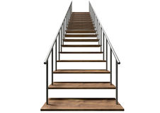 Staircase Upward Stock Image