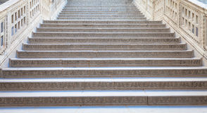 Staircase in Venice Royalty Free Stock Images