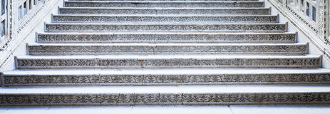 Staircase in Venice Stock Photography