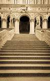 Staircase in Venice Royalty Free Stock Photography