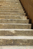 Staircase in Victoria Citadel, Gozo, Malta. An old staircase in Victoria Citadel, Gozo, Malta Royalty Free Stock Image