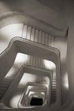 Stairs. Of Caixa Forum building, Madrid Stock Photos