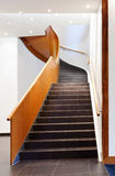 Stairs. In a building upwards stock images