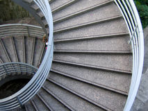 Stairs. In circle pattern Royalty Free Stock Photography