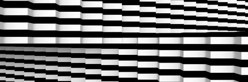 STAIR ABSTRACT ESCHER. Stairs abstract illusion Escher`s inspired background. Opitical illusion and confusing. Conceitual Image 3D Render royalty free illustration