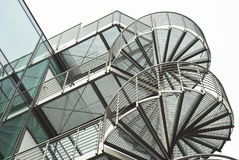 Stairs as Architectural Element Stock Photos