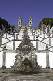Stairs of Bom Jesus Royalty Free Stock Photography