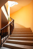 Stairs in a building Royalty Free Stock Image
