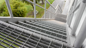 Stairs building Stock Photography