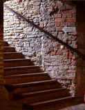 Stairs castle .. Royalty Free Stock Photos