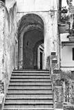 Stairs of Cetara Royalty Free Stock Photography