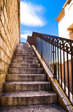 Stairs concept Royalty Free Stock Photo