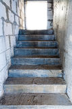 Stairs construction building Royalty Free Stock Photography