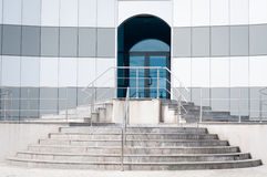 Stairs entrance Royalty Free Stock Photos