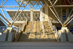 Stairs and entrance Stock Photography