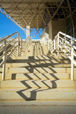 Stairs and entrance Stock Image
