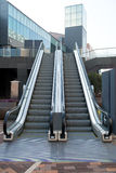 Stairs and Escalators Royalty Free Stock Images