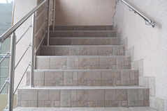 Stairs of home or office interior Royalty Free Stock Image